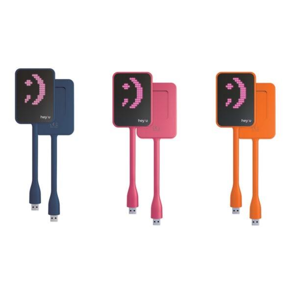 ecran LED USB pour tablette, smartphone ou portable