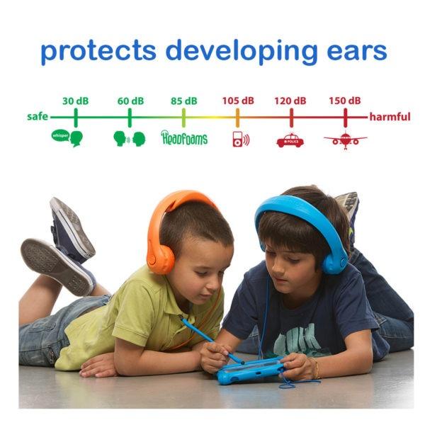 casque audio adpaté aux enfants