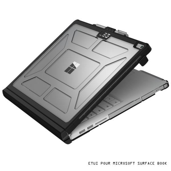 etui UAG pour micosoft surface book