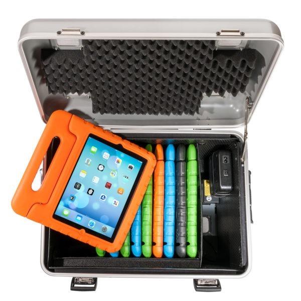 valise spéciale pour étuis tablette kidscover