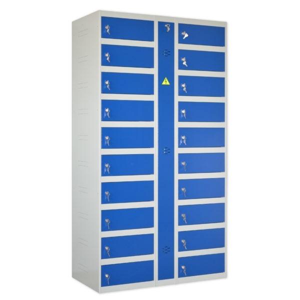 armoire de recharge pour 20 portables ou tablettes