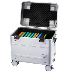 valise pour 10 tablettes étuis kidscover