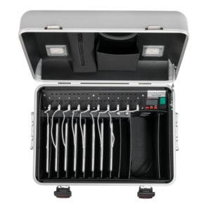 valise pour synchroniser 10 tablettes