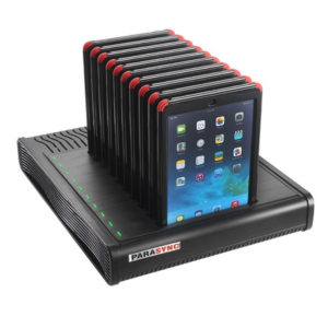 platine de synchronisation pour 10 ipad