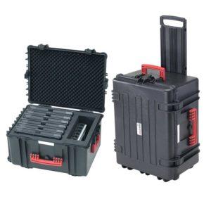 valise de transport et de charge pour 6 portables