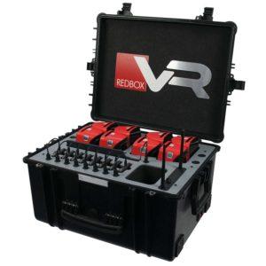 valise de réalité virtuelle