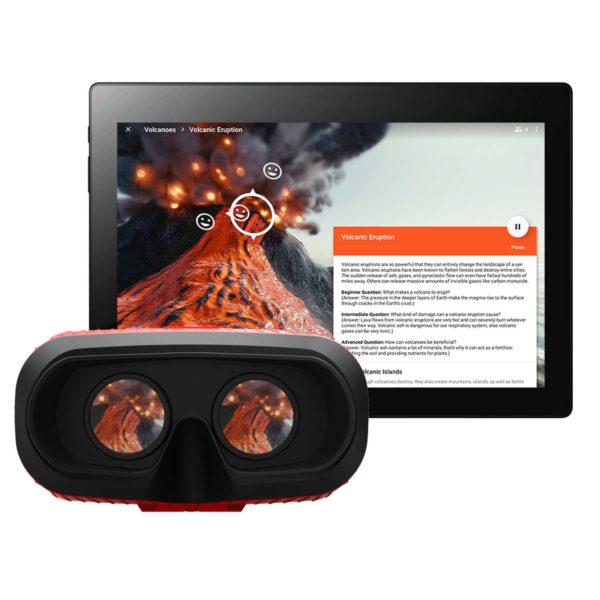 la réalité virtuelle avec google expeditions