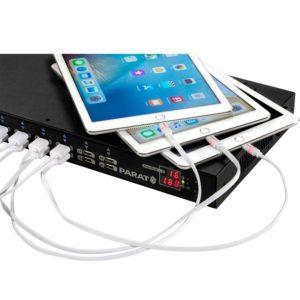 HUB USB avec indicateur de puissance