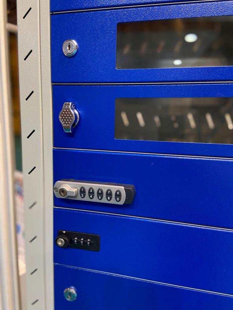armoire sécurisée tablette recharge